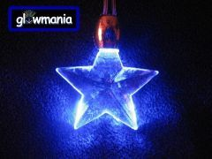 LED STAR NECKLACE