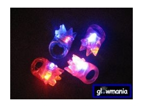 LED CROWN RINGS