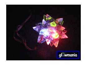 LED SPIKE BALL PENDANT