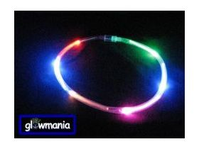 LED CHASER NECKLACES